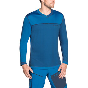 VAUDE Moab III LS Shirt Men fjord blue